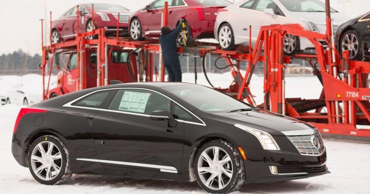 Cadillac ELR's Regen on Demand System Up for Award