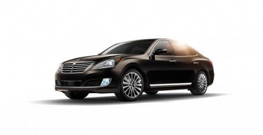 The Redesigned 2014 Hyundai Equus Hits Dealers