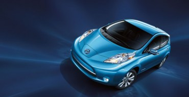 LEAF Sets Annual Sales Record With Two Months to Go