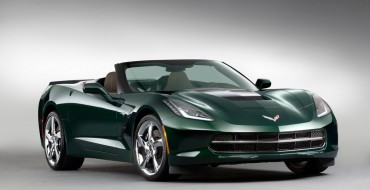 Corvette Stingray Gifts that Can Fit Down the Chimney