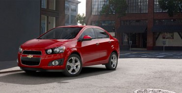 2014 Chevy Sonic Review: Sporty, Affordable, and Efficient