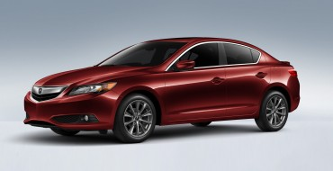 2014 Acura ILX Wins Multiple 2013 Motorists Choice Awards