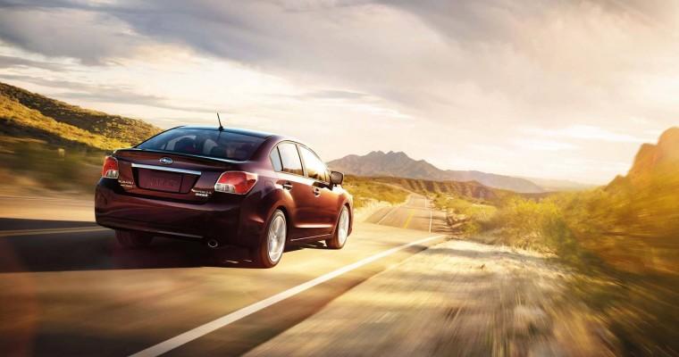 2014 Subaru Impreza Review: Makes Great Imprez-tion on Families