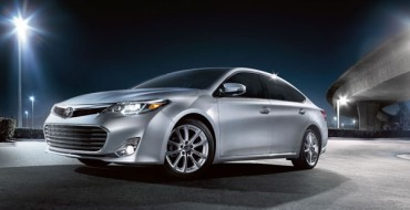 2014 Toyota Avalon Adds Features to Bold Redesign