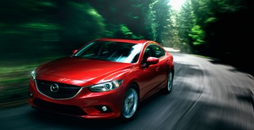 Popular Science Names MAZDA6 Best of What's New