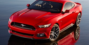 Sienna Miller Would Really Like to Sell You a 2015 Ford Mustang