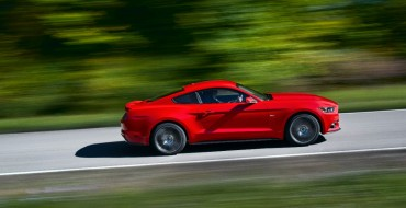 2015 Ford Mustang Revealed at Last on Good Morning America