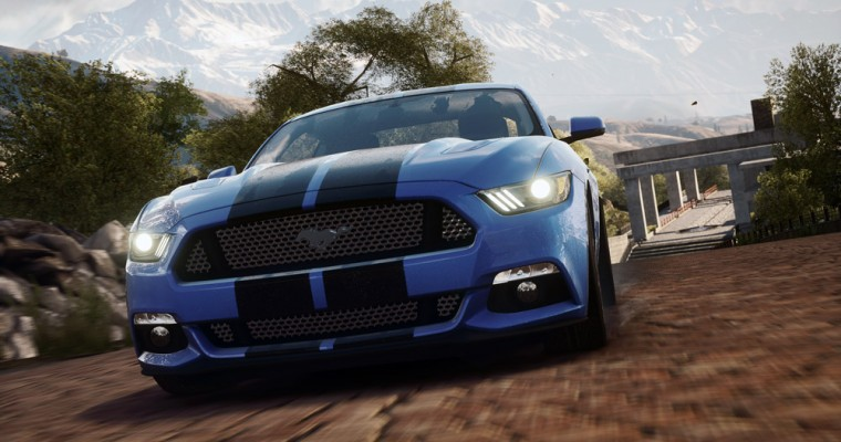 """Gamers Can Drive the All-New 2015 Ford Mustang in """"Need for Speed Rivals"""""""