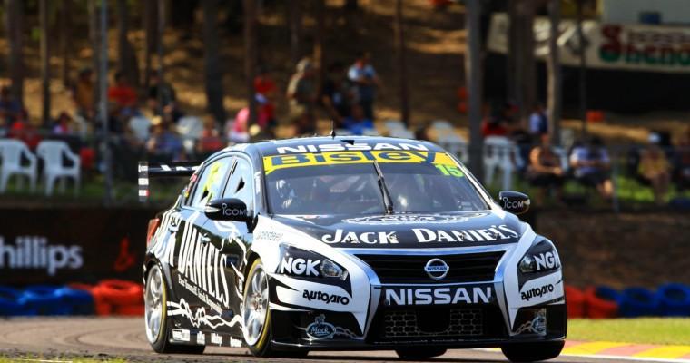 Rick Kelly's Success Highlights Nissan's Return to V8 Supercar Championship