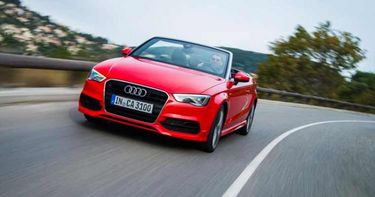 New 2015 Audi A3 Lineup Goes Above and Beyond