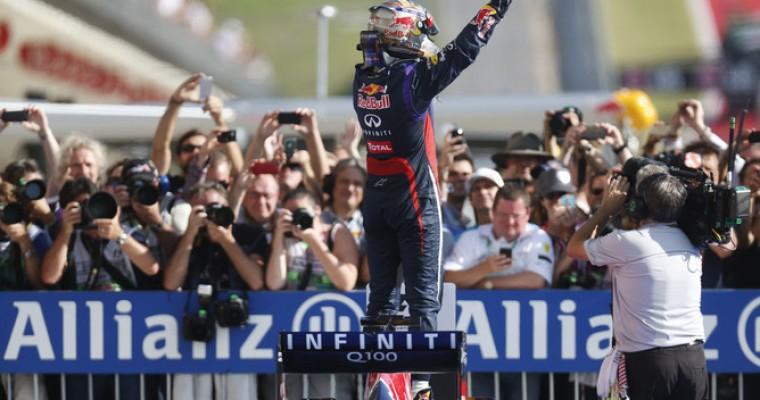 Surprise! Sebastian Vettel and the RB9 Car win Autosport Awards