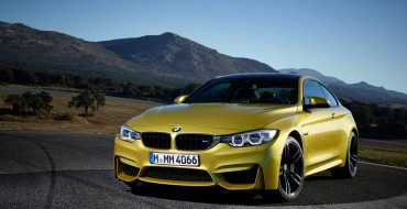 2015 BMW M4 Overview