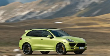 Special Porsche Cayenne Platinum Edition Arrives in Early 2014