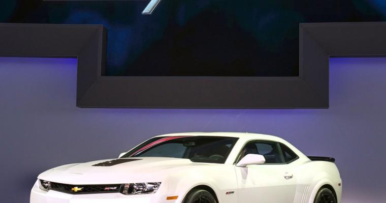 2014 Chevy Camaro Z/28 Designed to Dominate the Track
