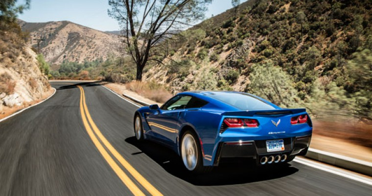 2015 Chevrolet Corvette Z06 Will Bow in Detroit