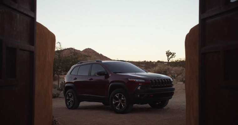 """Jeep and NBCUniversal Partner for """"Cherokee Effect"""""""