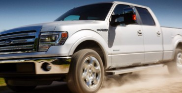 Ford F-150 EcoBoost Sales Hit 400,000 Unit Milestone