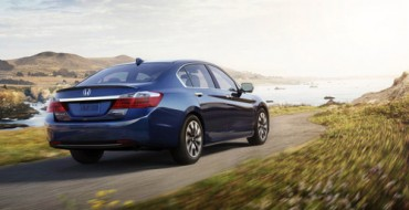Honda Vehicles Named to 10 Best Green Cars of 2014 List