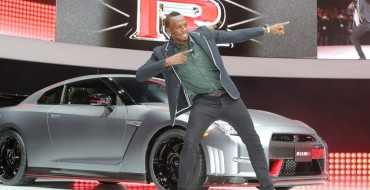 Interview with Usain Bolt about 2015 Nissan GT-R Appropriately Fast