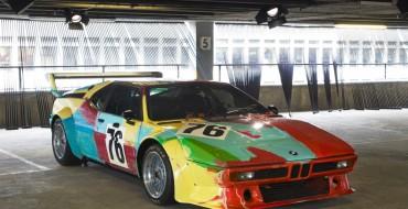 Jeff Koons Art Car to Make North American Debut