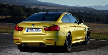 Newly Unveiled M3 Sedan and M4 Coupe Will Both Be Lighter and Fitter