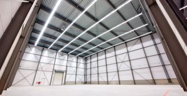New Mercedes-Benz Logistics Center Completed