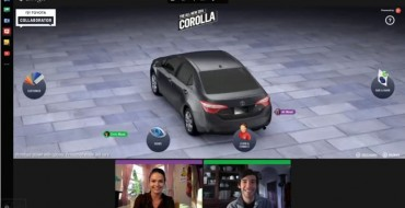 Toyota Collaborator Lets You, Well, Collaborate