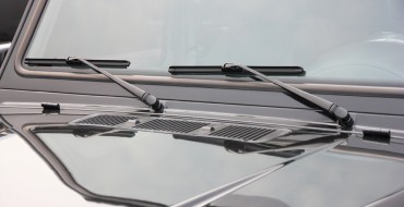 Force Fields to Replace Windshield Wipers? Yup, That's a Thing.