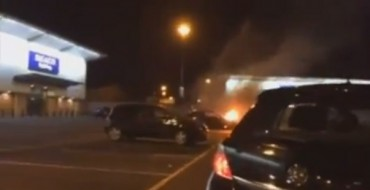 Idiotic Paul Walker Tribute Ends with Fire in Scotland