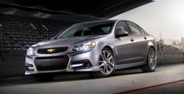 Customized Jeff Gordon Chevy SS Wows at 2013 SEMA Show