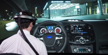 Ford Virtual Reality Lab Improves Global Creation Process