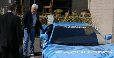 Acura Makes Jerry Seinfeld's 'Comedians In Cars Getting Coffee' Possible