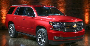 2015 Tahoe and Suburban Color the Rainbow