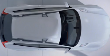 Volvo Concept XC Coupe Teased Ahead of Detroit Debut