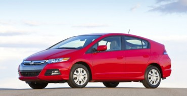 2014 Honda Insight Overview