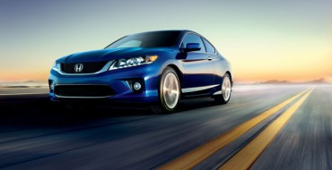 2014 Honda Accord Coupe Overview