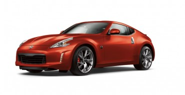 2014 Nissan 370Z Overview