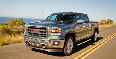 GMC's 2013 Sales Best Since 2007
