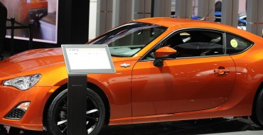 Scion FR-S Named a Top Rated Vehicle by Edmunds.com