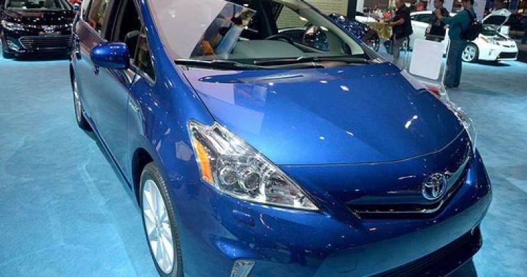 'Consumer Reports' Names Toyota Prius Best Value