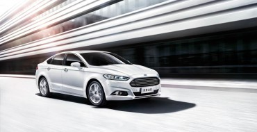 Ford China's February 2014 Sales Rise 67 Percent