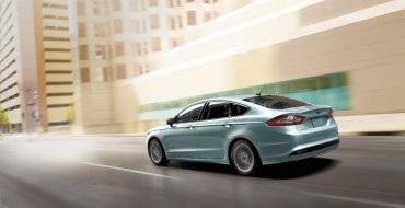 2014 Ford Fusion Hybrid Overview