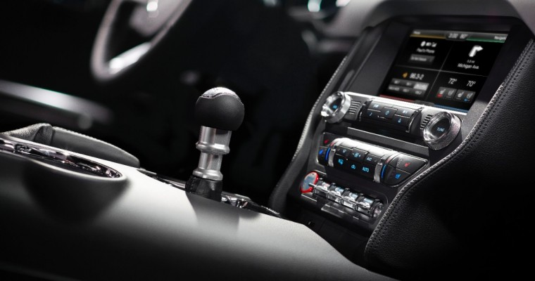 2015 Ford Mustang Features Next Generation of SYNC Applink