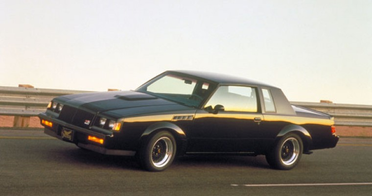 Edmunds' 1987 Buick Regal Grand National Road Test Defies Depreciation