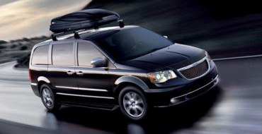 Plug-in Chrysler Minivan, 100 Compact, Unnamed Crossover to Join Lineup