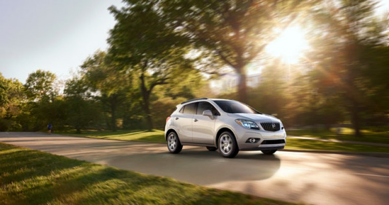 Three Buick Models Top Segments in 2016 J.D. Power Vehicle Dependability Study