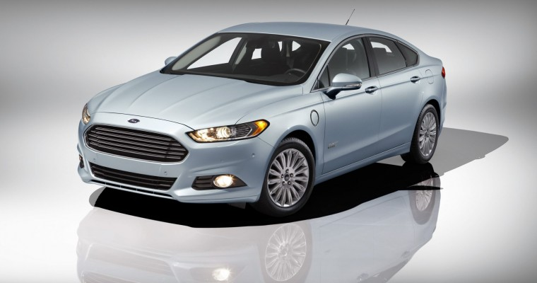 Ford Fusion Energi History