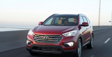 2013 Hyundai Santa Fe Wins 2013 GOOD DESIGN™ Award