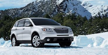 Seven-Seat Subaru SUV May Debut at 2015 Tokyo Motor Show
