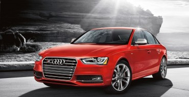 2014 Audi S4 Overview